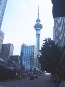 The Sky Tower in Auckland, is an observation and telecommunications tower. It is 31,076 ft tall, as measured from ground level to the top of the mast, making it the tallest free-standing structure in the Southern Hemisphere. It has become an iconic structure in Auckland's skyline.