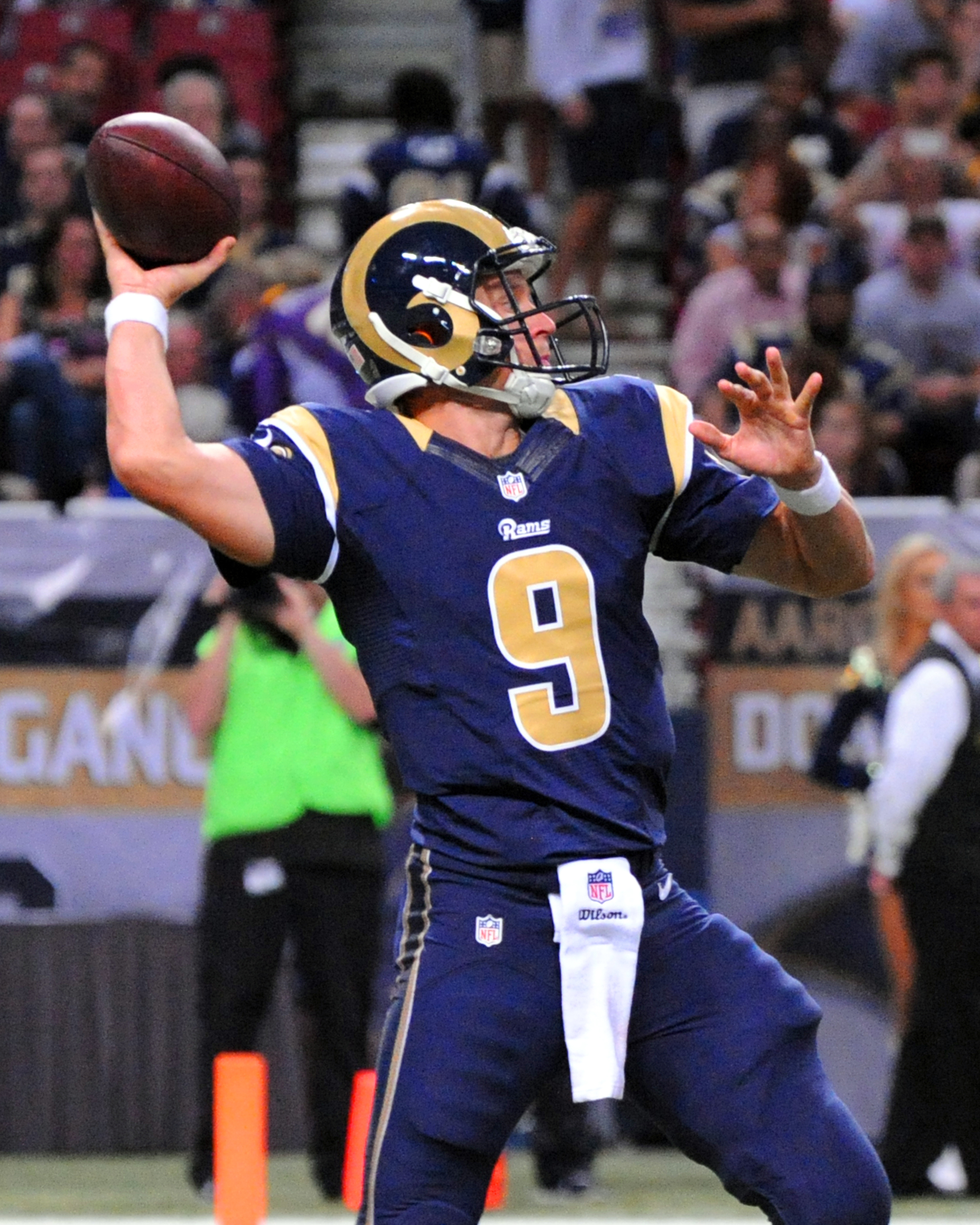 Photos: Minnesota Vikings vs. St. Louis Rams