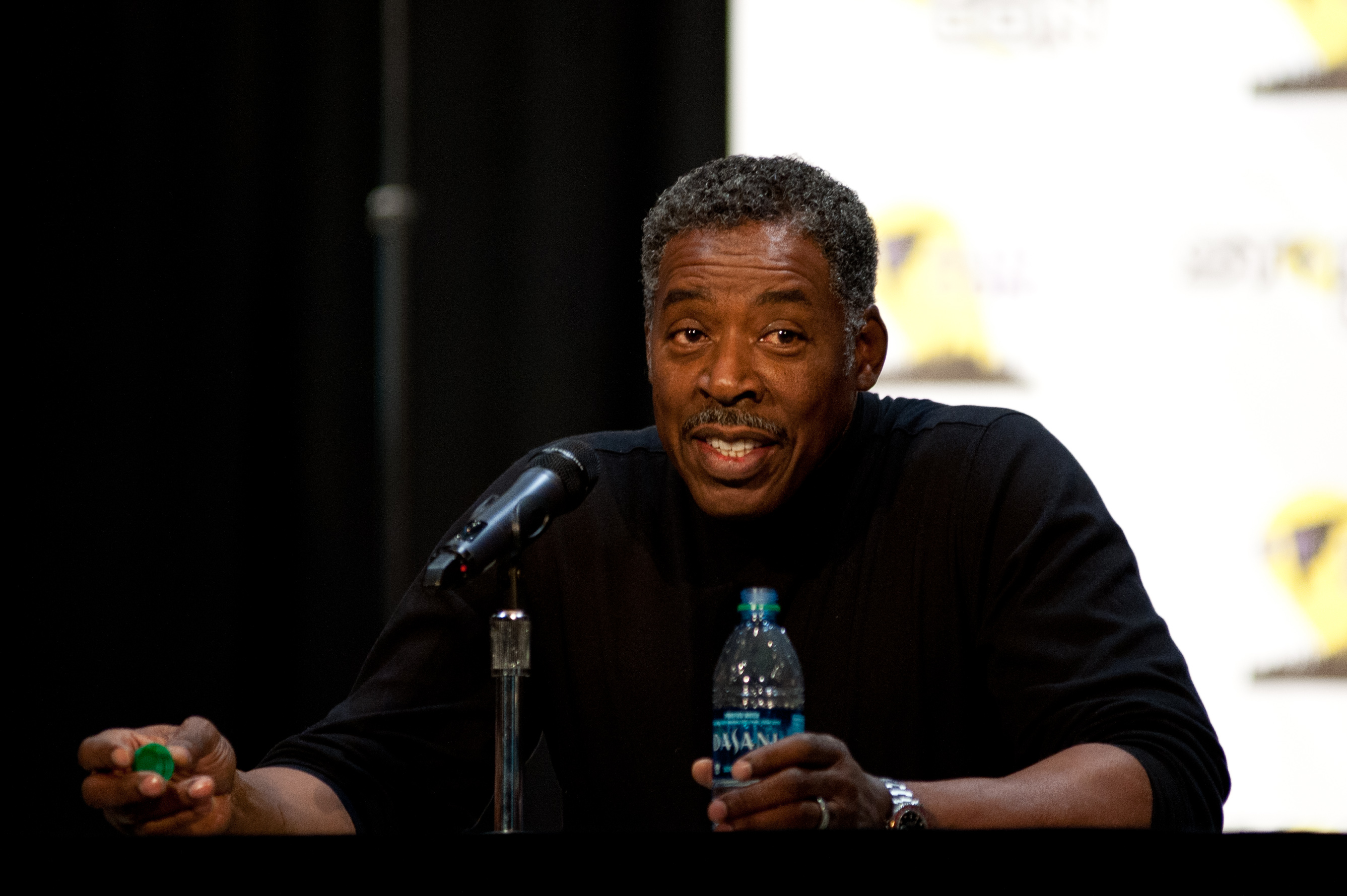 The Insight of Ernie Hudson