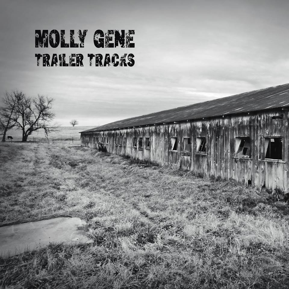 "ALBUM REVIEW: Molly Gene shows another side with ""Trailer Tracks"""