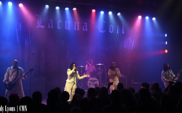 The Delirium World Tour rocks The Granada