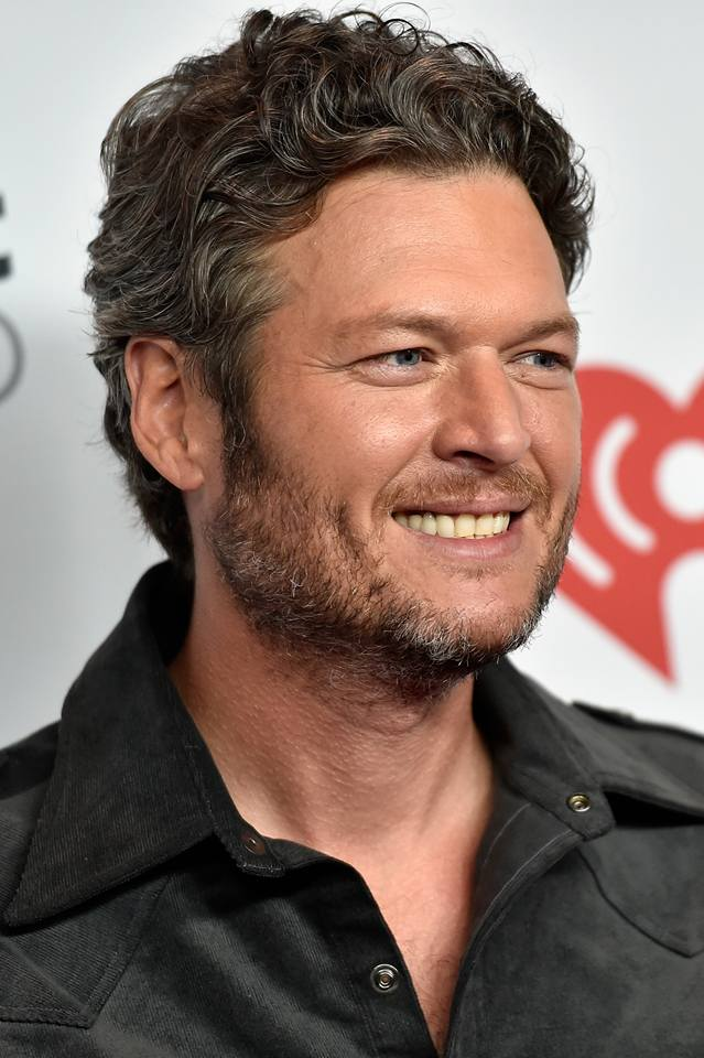 Blake Shelton announces show in Grain Valley tonight