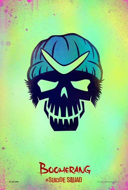 Welcome to the Suicide Squad: Captain Boomerang