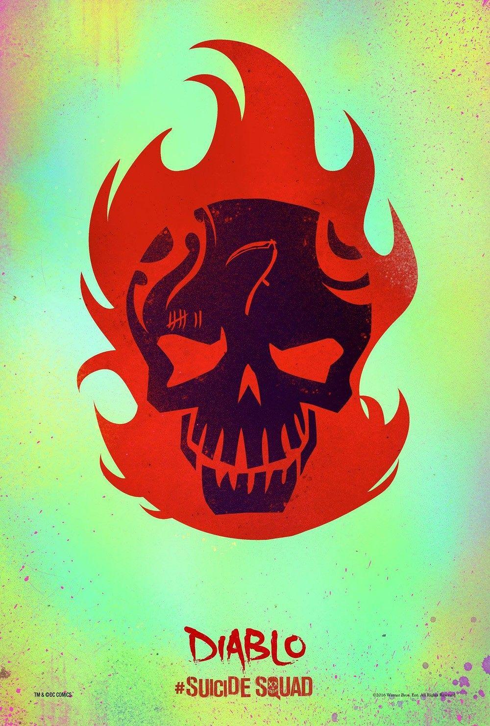 Welcome to the Suicide Squad: El Diablo