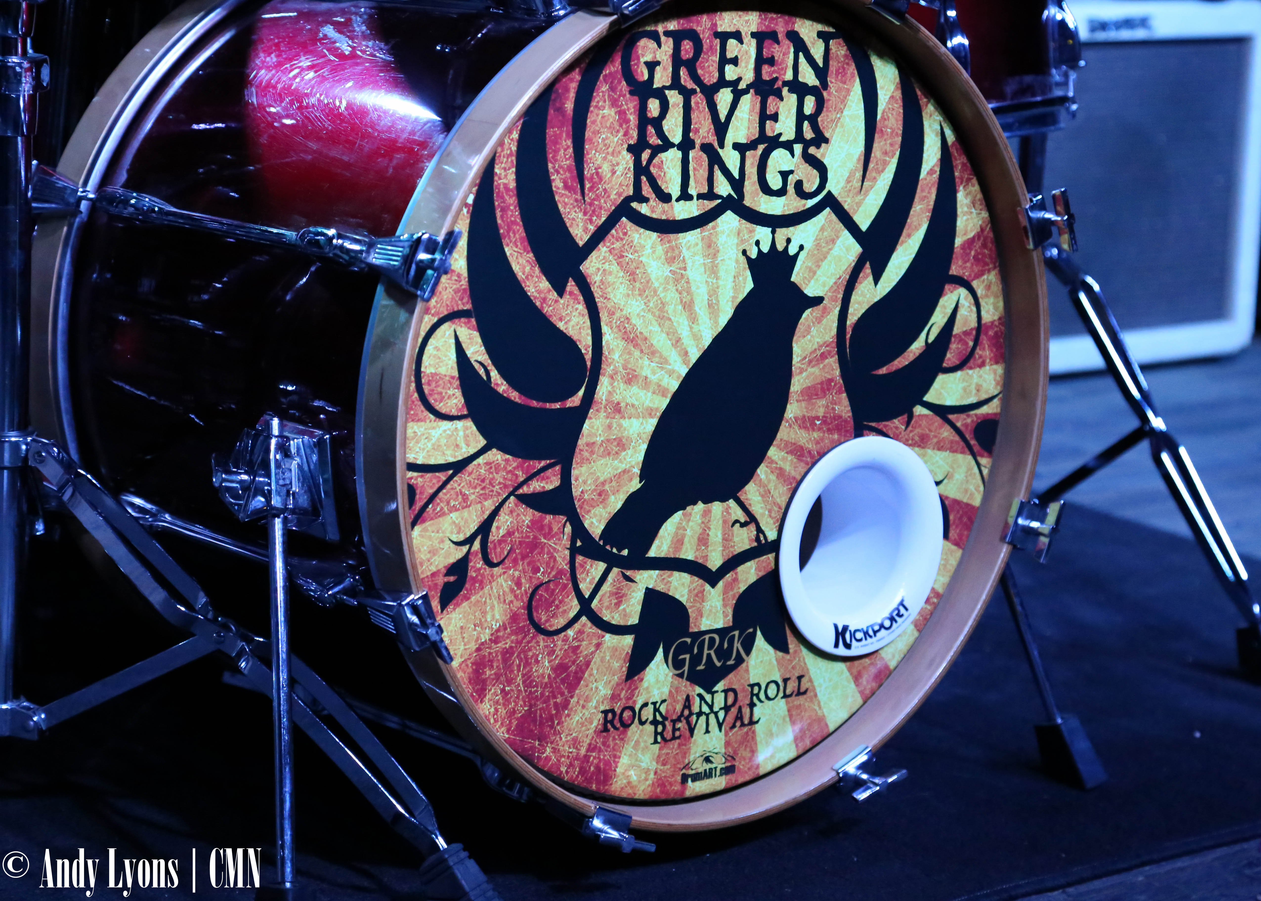 Green River Kings offer peek into upcoming album at Aftershock