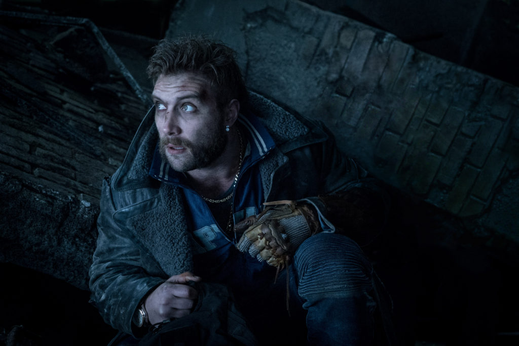 "Jai Courtney as Boomerang in Warner Bros. Pictures' action adventure ""Suicide Squad,"" a Warner Bros. Pictures release.  Photo Credit: Clay Enos/ TM & (c) DC Comics © 2016 WARNER BROS. ENTERTAINMENT INC. AND RATPAC-DUNE ENTERTAINMENT LLC"