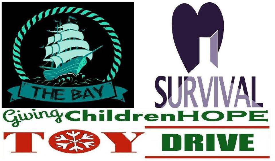 Survival House and The Bay help out for the holidays