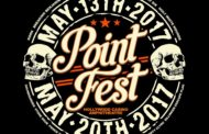 Pointfest 2017 announces lineup, two shows