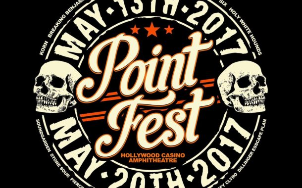 Pointfest 2017 announces lineup, two shows