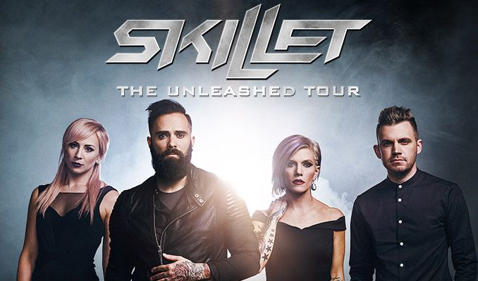 Skillet's Unleashed Tour coming to Kansas City this week