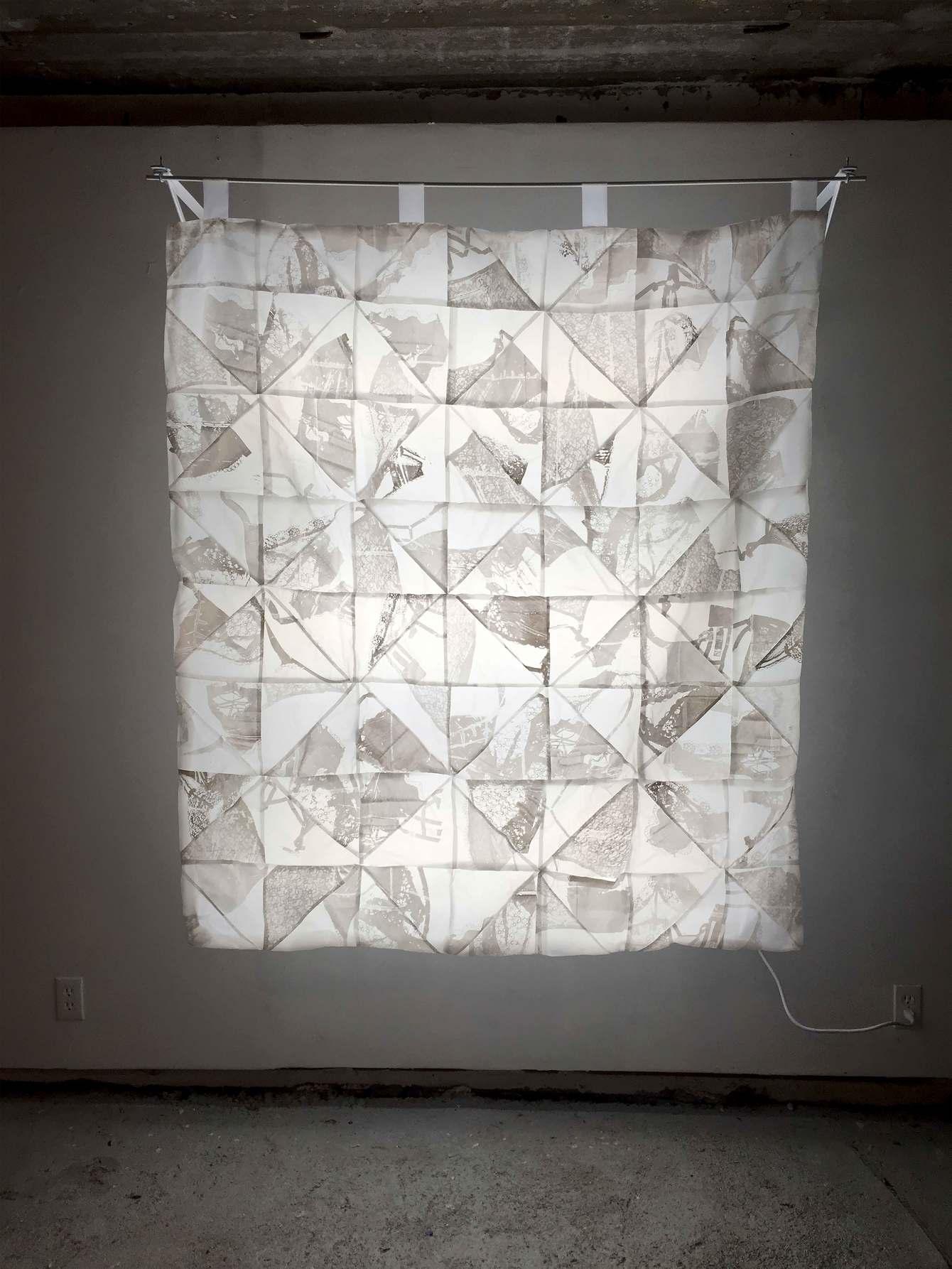 Schmiegelow offers insight into mixed media, performance art