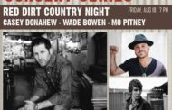 Red Dirt Country night at the Missouri State Fair announced