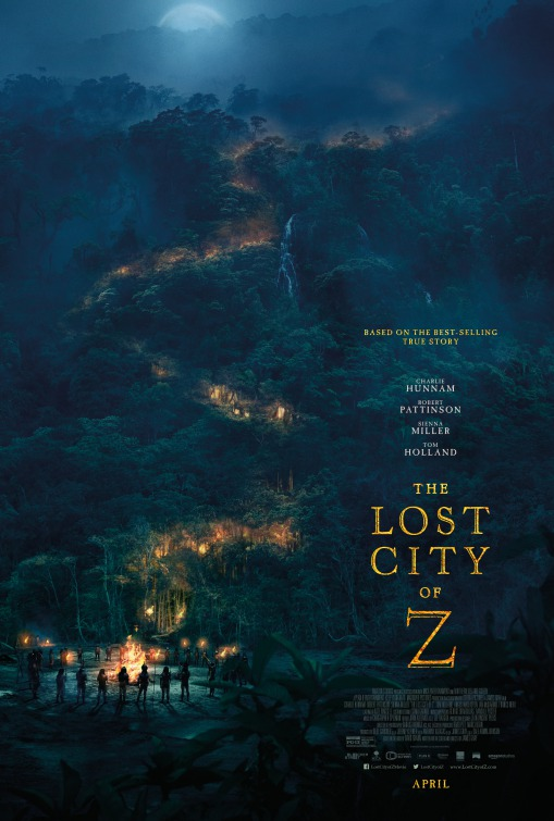 'Lost City of Z' displays human nature on both an intellectual and emotional level