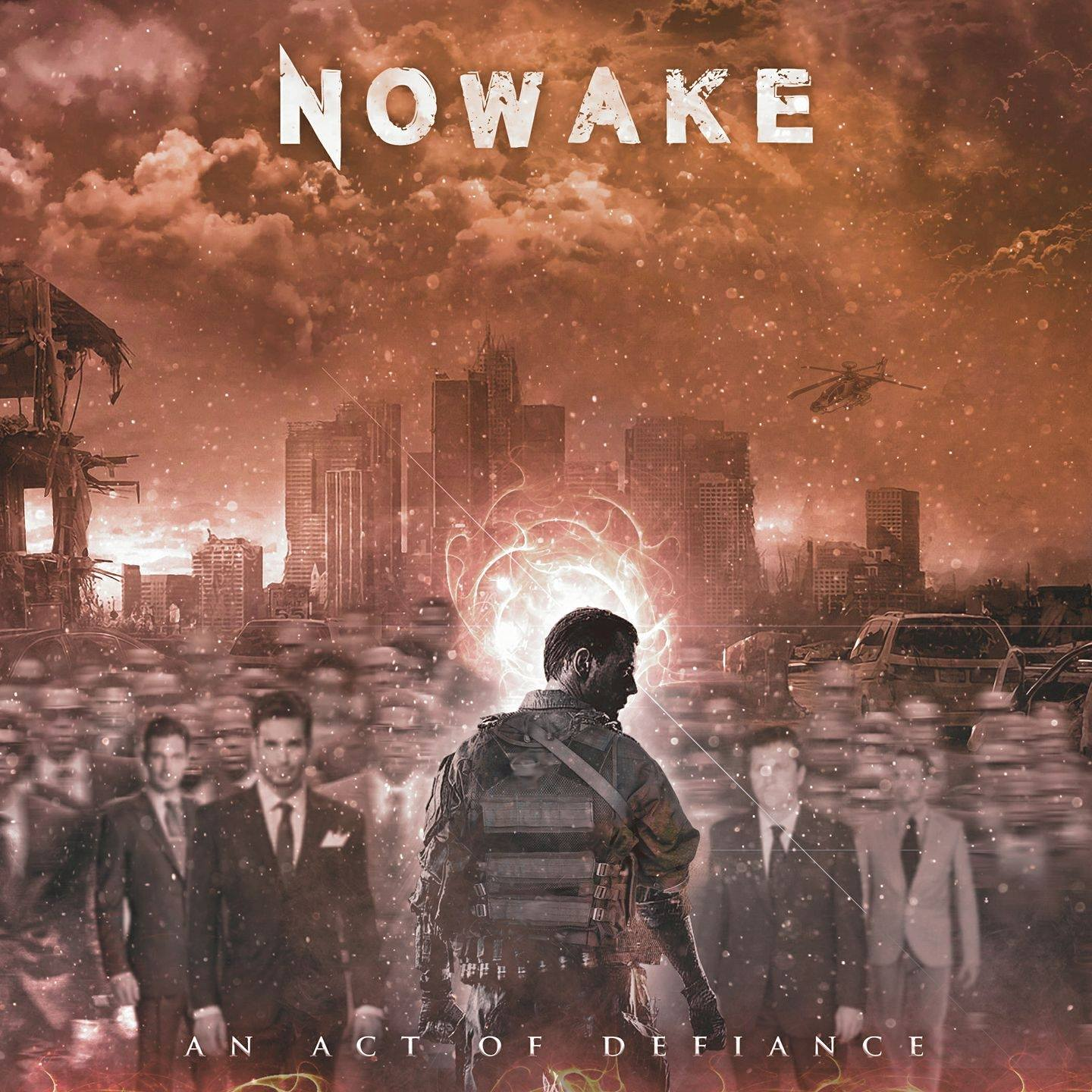 """ALBUM REVIEW: """"An Act of Defiance"""" hits its stride late for NOWAKE"""