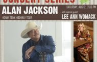 Missouri State Fair adds Alan Jacksan and Lee Ann Womack to lineup