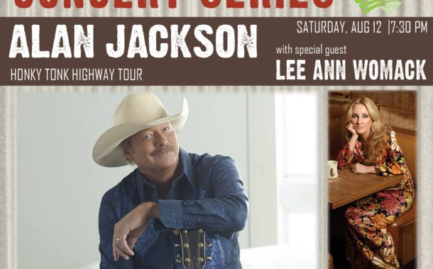 Missouri State Fair adds Alan Jacksan and Lee Ann Womack to lineup