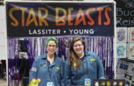 'Star Beasts' rocket into Planet Comicon