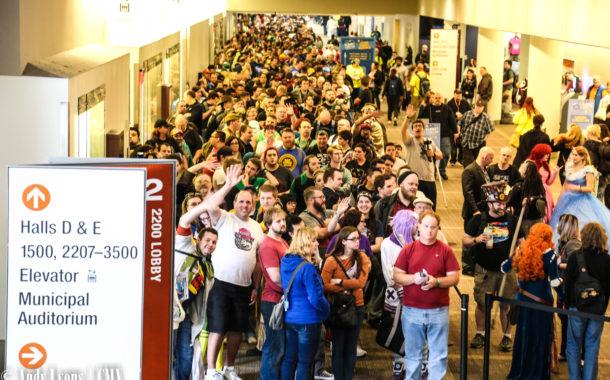 Despite rainy weekend, Planet Comicon shines in Kansas City