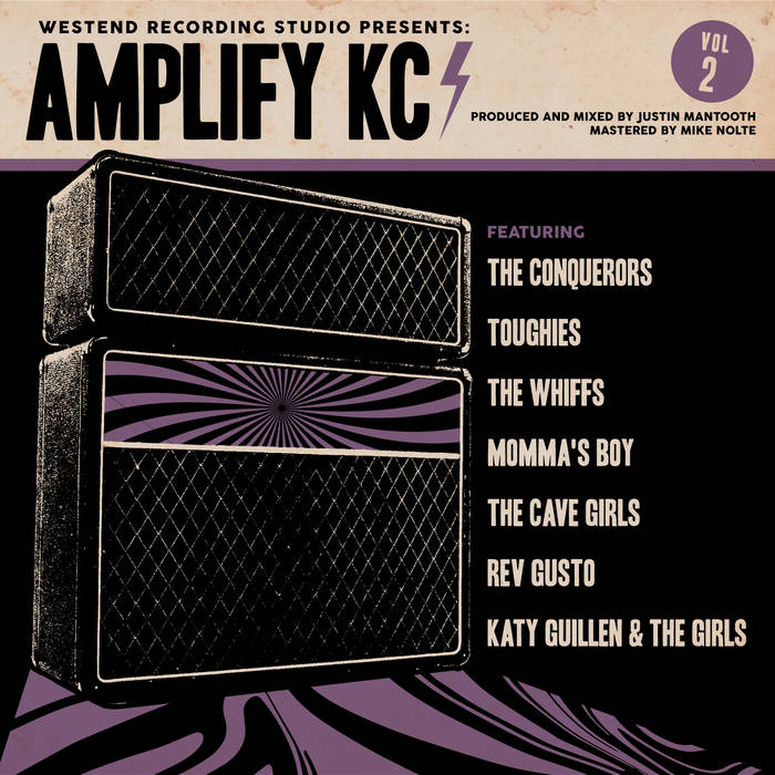 Westend Recording Studio showcases KC indie rock with 'Amplify KC Vol. 2'