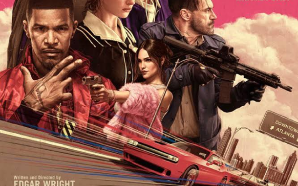 Wright offers another fun, fast action-comedy with 'Baby Driver'
