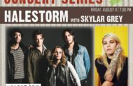 Missouri State Fair announces two shows featuring Halestorm, Charlie Daniels Band