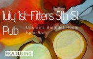 Pop-up art show Saturday at Fitter's 5th Street Pub