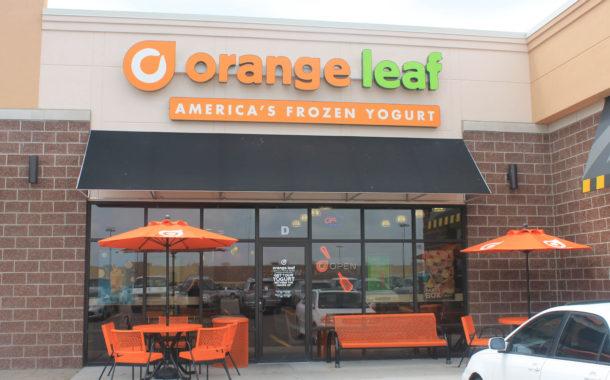 Orange Leaf opens again