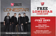 Lonestar to perform at Sedalia Tractor Supply