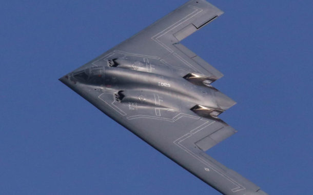 Wings Over Whiteman celebrates 30 years of B-2 Spirit this weekend