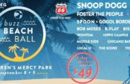 Snoop Dogg, Weezer to headline 96.5's Buzz Beach Ball in Kansas City