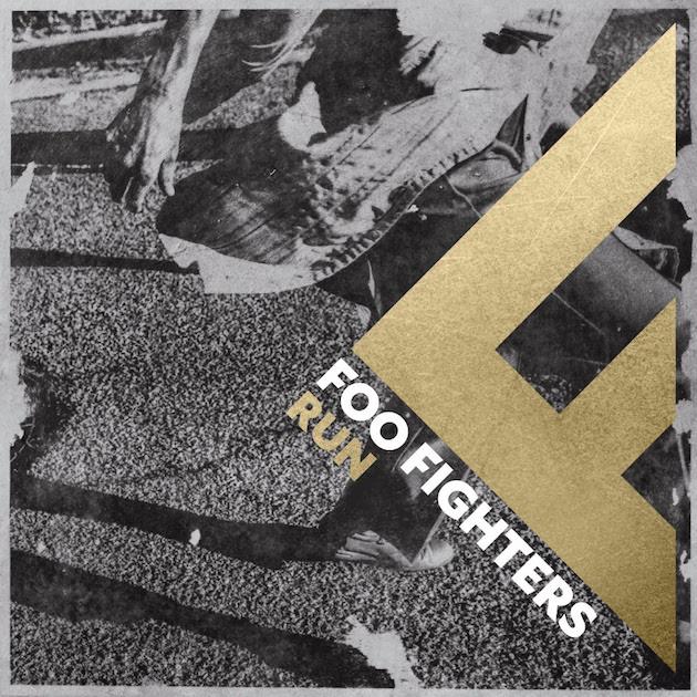 Foo Fighters release surprise track 'Run'