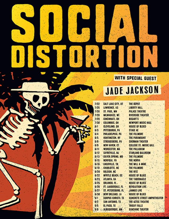 Social Distortion heats up Lawrence