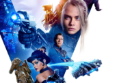 Despite stunning visuals, 'Valerian and the City of a Thousand Planets' underwhelms