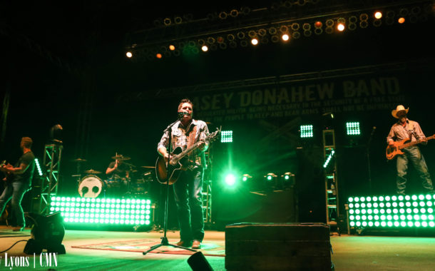 Despite being cut short, Red Dirt Country night rocks MSF