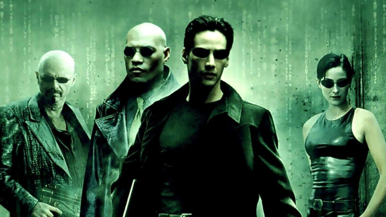 'The Matrix' makes Best of Netflix for August