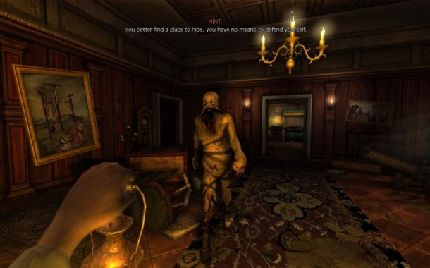 The Top Five Horror Games to Play this Halloween