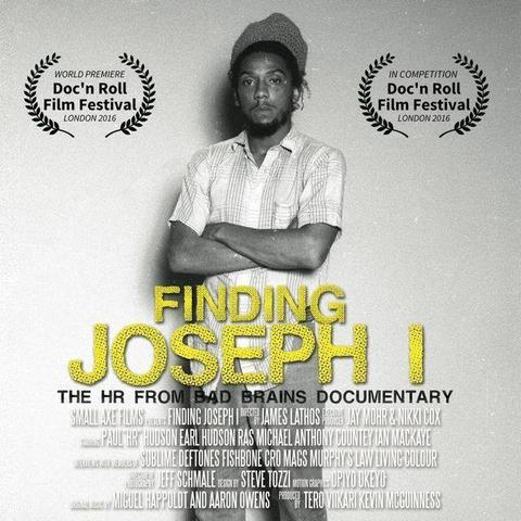 Documentary 'Finding Joseph I' takes a look at H.R. of Bad Brains
