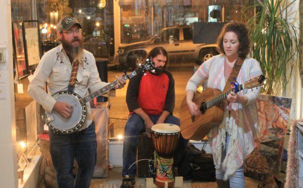 Manda Shea & the Sumpthin Bros. bring a new old sound
