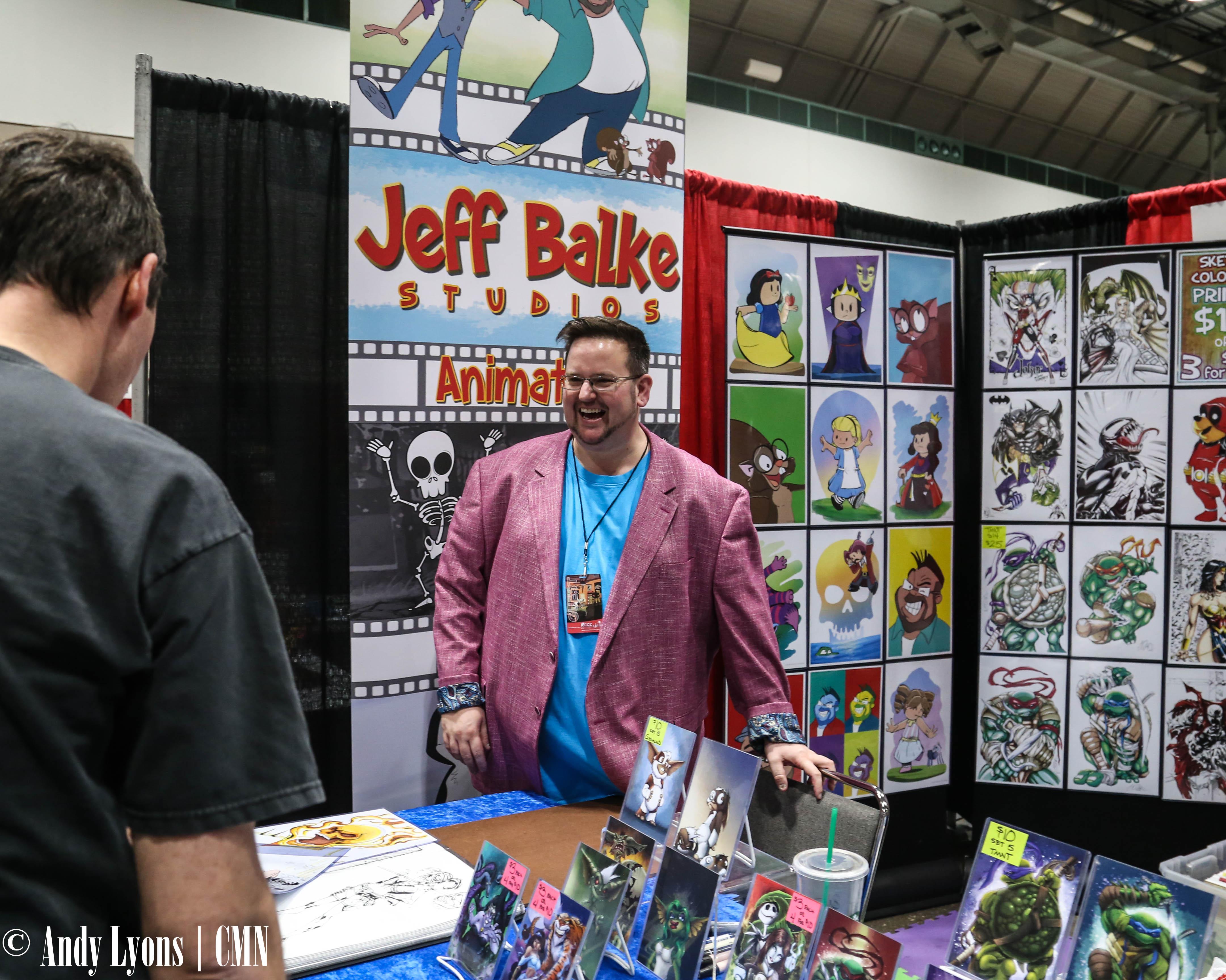 KCCC marks a shift for comic colorist Jeff Balke