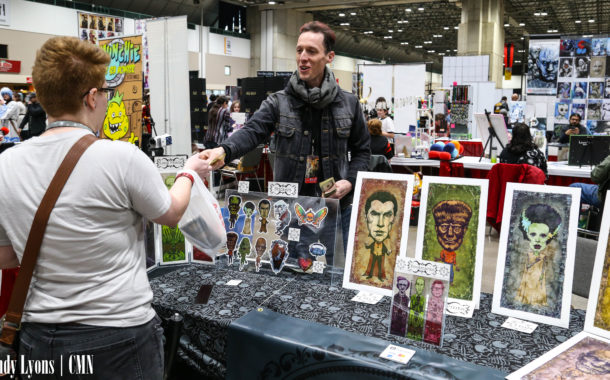 Universal's Monsters stand out at Kansas City Comic Con