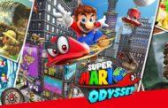 'Super Mario Odyssey' is a Trip