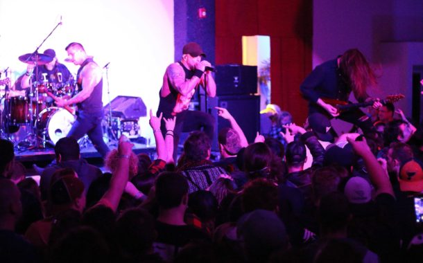 All That Remains, Sons of Texas, and Paralandra prove Sunday's are alright for rocking