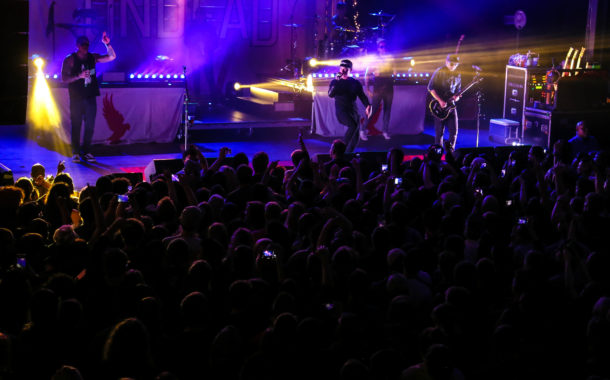 Butcher Babies, Hollywood Undead pack sold out show at The Truman