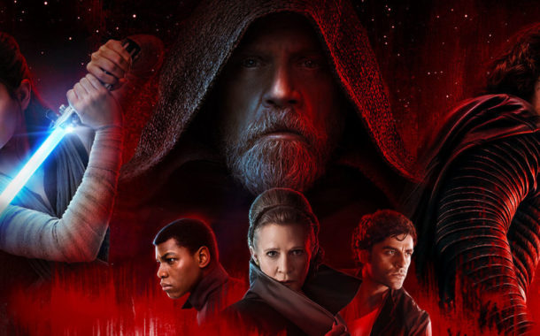 With breathtaking visuals, 'Star Wars: The Last Jedi' explores territory new to the franchise