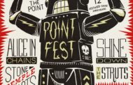 105.7 announces Pointfest 2018 lineup