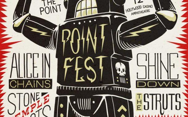 105.7 announces Pointfest 2018 lineup