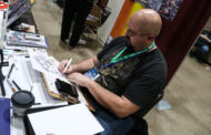 "Comic book artist Chad Hardin opens up about ""Harley Quinn,"" shares plans for ""Temerity"""