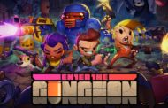 Blast your way through the 'Gungeon'