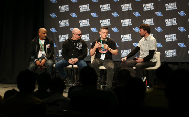 'Dark Nights: Metal' panel gives fans a glimpse into the minds behind the madness