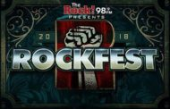 98.9 The Rock announces 2018 Rockfest lineup